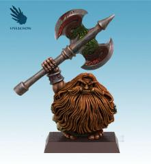 Northern Dwarf w/Great Axe