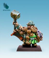 Dwarf Rune Priest w/Hammer