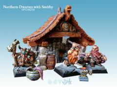 Norther Dwarves w/Smithy