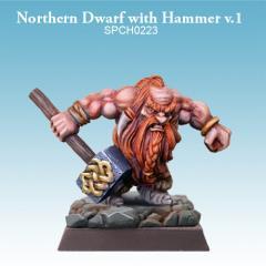 Northern Dwarf w/Hammer #1