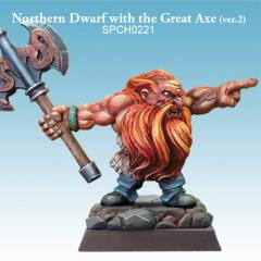 Northern Dwarf w/Great Axe #2
