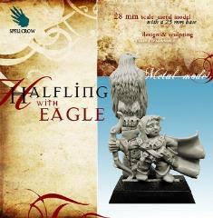Halfling w/Eagle