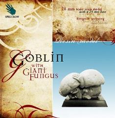 Goblin w/Giant Fungus