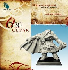 Orc w/Cloak