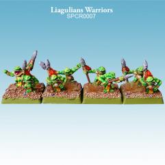 Liagulians - Warriors