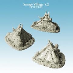 Savage Village v.2