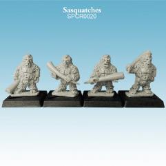 Sasquatches