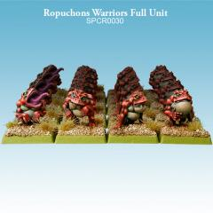 Ropuchons Warriors Full Unit
