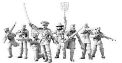 Infantry Officer Set - Empire of the Blazing Sun
