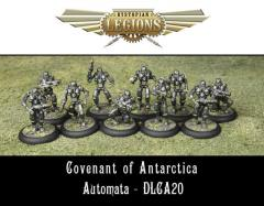 Automata Robots Infantry Section