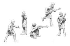 Black Watch Infantry Section