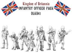 Infantry Officer Set - Kingdom of Britannia