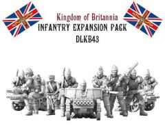 Line Infantry Expansion Set