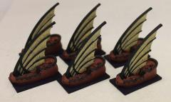 Dragon Lords Frigates Collection #3