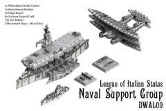 Naval Support Group (2nd Edition)