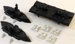 Avenger Class Fleet Carrier #1