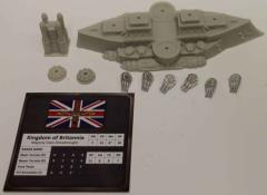 Majesty Class Dreadnought #3