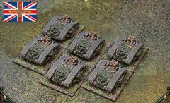 MKII Class Medium Tanks