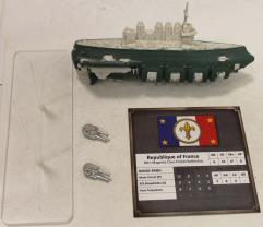 Magenta Mk I Class Pocket Battleship #1