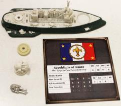 Magenta Mk II Class Pocket Battleship #1