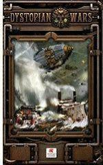 Dystopian Wars - Global Warfare in a Victorian Sci-Fi Age, Core Rulebook (1st Edition)