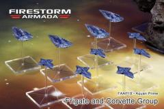 Frigate and Corvette Group
