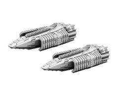 Terquai Empire - Makalu Class Torpedo Cruiser