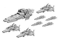 Hawker Industries Alliance Fleet