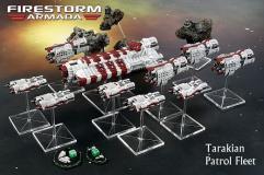 Tarakian Patrol Fleet