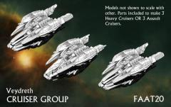 Veydreth Cruiser Group