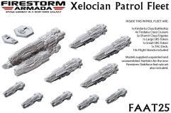 Xelocian Imperium Patrol Fleet