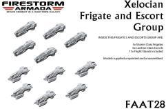Xelocian Imperium Frigate & Escort Group