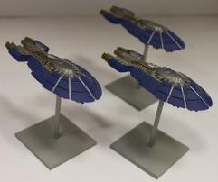 Executioner Mk II Class Cruiser Collection #1