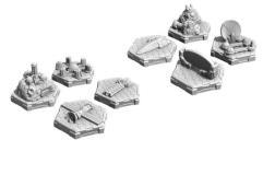 Battlefield Objective Set