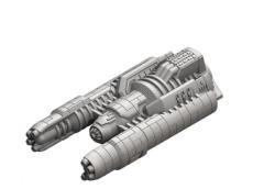 Torpedo Gunship