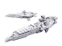 Rense System Navy - Cerberus Class Heavy Cruiser