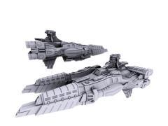Rense System Navy - Zenian League Banshee Class Dreadnought
