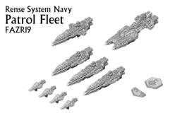 Rense System - Patrol Fleet