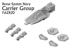 Rense System - Navy Carrier Group