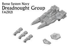 Rense System - Navy Dreadnought Group