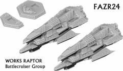 Work Raptor Battlecruiser Group