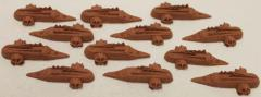 Warcroc Class Frigate Collection #1