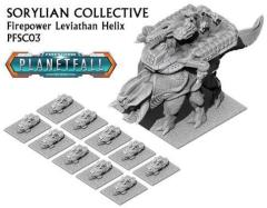 Sorylian Collective Firepower Leviathan Helix