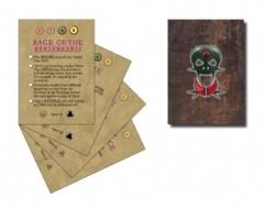 Game Cards - Orc Raiders