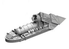 Infiltrator Destroyer (1st Printing)
