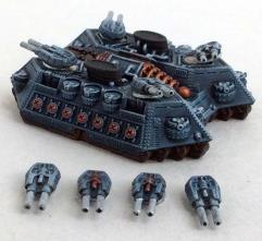 A9-V Sturmpanzer Landship #1