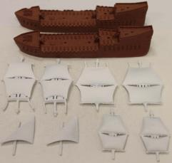 Battleship (1st Printing) 2-Pack #1