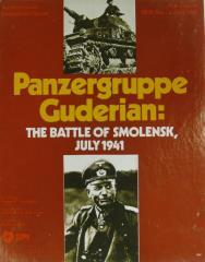 Panzergruppe Guderian - The Battle of Smolensk, July 1941