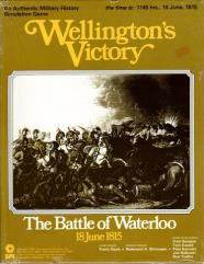 Wellington's Victory - The Battle of Waterloo