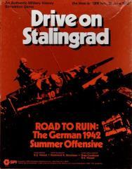 Drive on Stalingrad